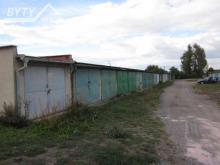 Dlouhodobý pronájem řadové garáže v Hradci Králové
