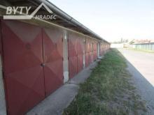 Dlouhodobý pronájem řadové garáže s elektřinou v Hradci Králové