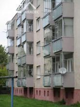 prodej zděného 3+1 s balkonem v Hradci Králové Malšovicích