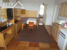 Pronájem vybaveného bytu v Hradci Králové pro dvě studentky
