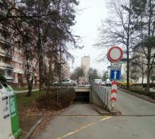 Pronájem garážových stání v Hradci Králové - Jungmannova ul.