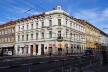 Pronájem kancelářských nebytových prostor v Hradci Králové - ul. Mostecká