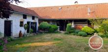 Chalupa 3+kk (83 m2), garáž, pozemek 641 m2 - Homyle - Boharyně