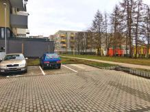 Pronájem venkovního parkovacího stání - Hradec Králové – Moravské Předměstí