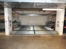 Pronájem garážového parkovacího stání - Hradec Králové – Moravské Předměstí