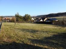 Prodej stavebního pozemku - Olešnice