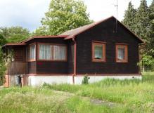 Prodej rodinného domu - dřevostavby - Vysoká u Holic
