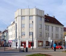 Prodejna v centru města, Hradec Králové