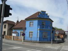 Vila v centru města, Hradec Králové, prodej