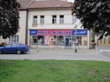 Pronájem obchodních prostor, 150 m2, náměstí T. G. Masaryka, Holice