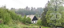 Zděná chalupa s pozemkem 1752 m2 v obci Libchyně, 4 km od Nového Města n. Metují