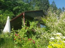 Prodej chaty v zahrádkářské osadě ve Velkém Poříčí u Hronova