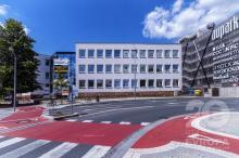 Pronájem kanceláře 18 m2 v centru Hradce Králové - Gočárově třídě