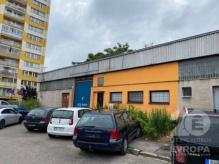 Prodej komerčního objektu - skladu v Hradci Králové - Urxově ul.