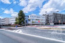 Pronájem dvou samostatných kanceláří v centru Hradce Králové