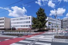 Pronájem kanceláře 29 m2 v Hradci Králové - Gočárově ul.