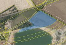 Prodej komerčního pozemku o velikosti 15007 m2 v Praskačce
