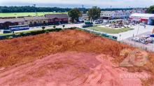 Prodej pozemku ke komerční výstavbě v Jaroměři v ul. Nádražní