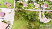 Pozemek určený ke stavbě rodinného domu v obci Blešno