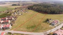 Pozemkové parcely určené ke stavbě RD o velikosti 13555 m2 v obci Vítězná - Kocléřov