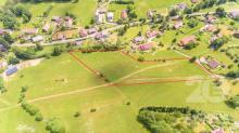 Pozemek 10989 m2 na stavbu domů v Javornici u Rychnova n.K