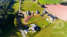 Pozemek 2695 m2 určený ke stavbě domu v obci Syřenov