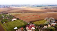 Pozemek ke stavbě v obci Nechanice