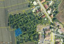 Prodej pozemku k výstavbě v Chrudimi - část Vlčnov
