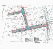 Prodej pozemku 871 m2 k výstavbě v Chrudimi - část Vlčnov