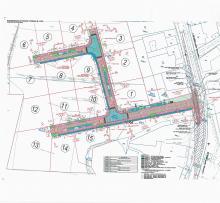 Prodej pozemku 946 m2 ke stavbě domu v Chrudimi - Vlčnov