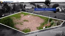 Pozemek 1490 m2 určený ke stavbě domu v obci Nechanice - Sobětuš