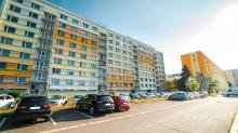 Byt 3+1 s lodžií 76 m2 v Hradci Králové - Mandysově ulici