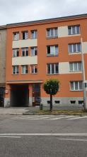 Cihlový byt 2+1 v centru Hradce Králové