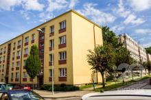 Pronájem cihlového bytu 2+1 50 m2 v Trutnově - M.Gorkého