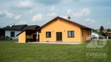 Nový rodinný dům 122 m2 v obci Lično na pozemku 1086 m2