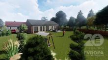 Rodinný dům na klíč na pozemku 913 m2 v obci Horní Brusnice