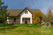 Prodej rodinného domu 4+kk v obci Lučice, Vysočina