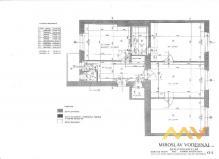 Pronájem bytu 3+1, 90 m2/B, Hradec Králové – centrum.