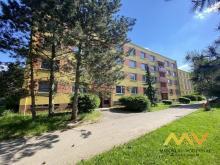 Pronájem útulného bytu 2+1, 54 m2, Hradec Králové - ul. Milady Horákové.