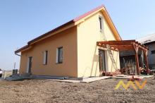 Prodej novostavby rodinného domu, Nechanice - ul. Hrádecká.