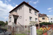 Prodej rodinné vily 280 m2, Hradec Králové - Pražské Předměstí.